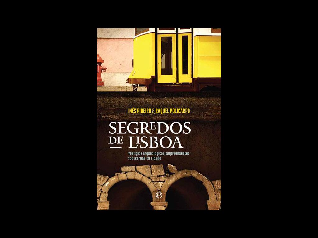 """Publicação """"Segredos de Lisboa"""""""