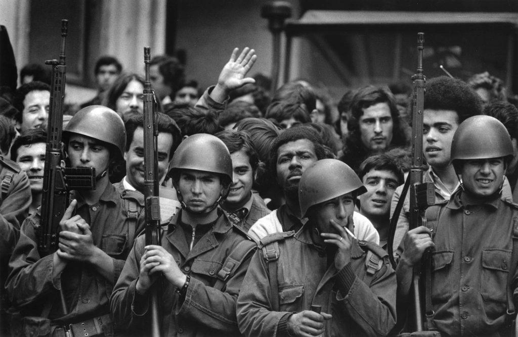 45 anos Depois do Adeus à ditadura - FCSH+Lisboa