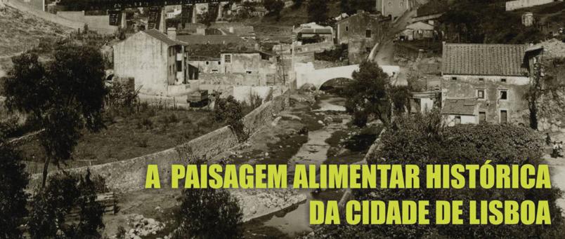 Conferência | A paisagem alimentar histórica da cidade de Lisboa